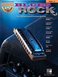 Blues/Rock: Harmonica Play-Along Volume 3