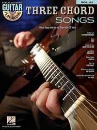 Three Chord Songs: Guitar Play-Along Volume 83