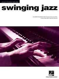 Swinging Jazz: Jazz Piano Solos Series, Vol. 12
