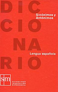Diccionario Sinonimos y Antonimos