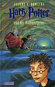 Harry Potter: Band 6: Harry Potter und der Halbblutprinz