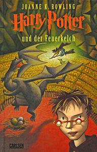 Harry Potter: Band 4: Harry Potter und der Feuerkelch