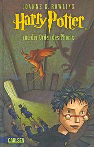 Harry Potter: Band 5: Harry Potter und der Orden des Phonix