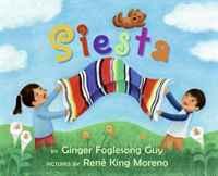 Siesta Board Book (Spanish Edition)