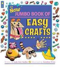 New Jumbo Book of Easy Crafts, The (Jumbo Books)