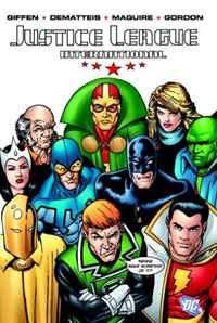 Justice League International Vol. 1 (Justice Leagure International)