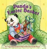 Panda's Easter Basket (Cuddle & Read)