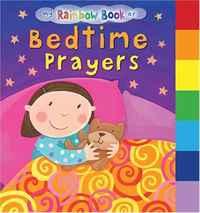 My Rainbow Book of Bedtime Prayers (Thumb Tabbed Book)