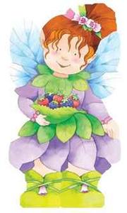 Fairy (Mini People Shape Books)