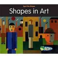 Shapes in Art (Spot the Shape)