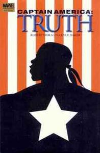 Captain America: The Truth Premiere HC