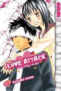 Love Attack Volume 6