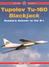 Tupolev Tu-160 Blackjack: Russia's Answer to the B-1
