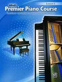 Premier Piano Course Lesson Book, Bk 5
