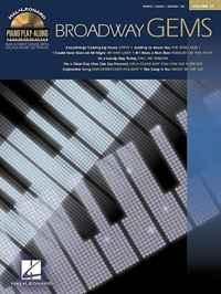 Broadway Gems Piano Play-Along Vol 67 Bk/CD
