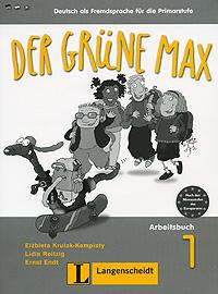 Der gruene Max 1: Deutsch als Fremdsprache fur die Primarstufe (+ CD)