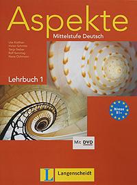 Aspekte Mittelstufe Deutsch: Lehrbuch 1 (+ DVD)