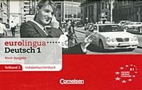 Eurolingua Deutsch 1: Teiband 2: Vokabeltaschenbuch