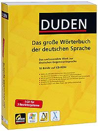 Das grosse Worterbuch der deutschen Sprache 4.0