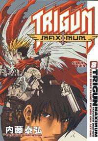 Trigun Maximum 8: Silent Ruin