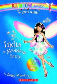 India: The Moonstone Fairy