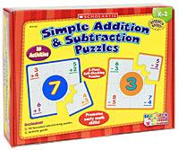Simple Addition & Subtraction Puzzles (20 пазлов)