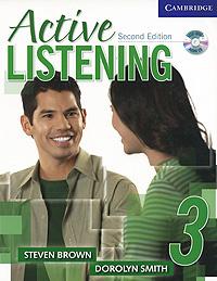 Active Listening 3 (+ CD-ROM)
