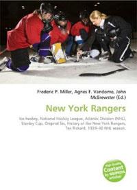 New York Rangers: Ice hockey, National Hockey League, Atlantic Division (NHL), Stanley Cup, Original Six, History of the New York Rangers, Tex Rickard, 1939-40 NHL season