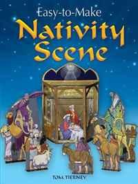 Easy-to-Make Nativity Scene