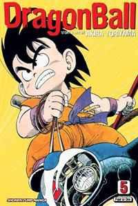 Dragon Ball, Volume 5 (VIZBIG Edition): The Fearsome Power of Piccolo (Dragon Ball Vizbig Editions)