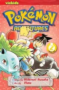 POKA?MON ADVENTURES, VOLUME 2 (2ND EDITION) (Pokemon Adventures)