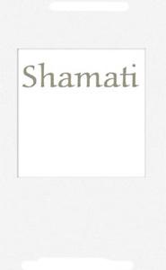 Shamati: I Heard