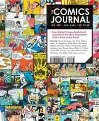 The Comics Journal #299 (Comics Journal Library)