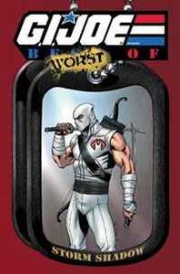 G.I. JOE: The Best of Storm Shadow (G. I. Joe (Graphic Novels))