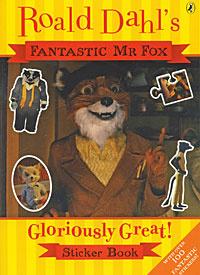 Fantastic Mr Fox: Sticker Book