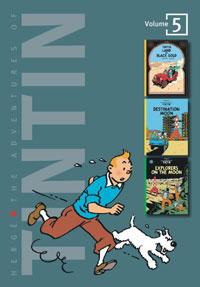 Adventures of Tintin: Land of Black Gold / Destination Moon / Explorers on the Moon