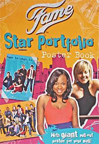 Fame: Star Portfolio: Poster Book