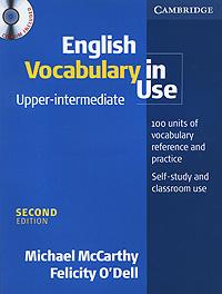 English Vocabulary in Use: Upper-Intermediate (+ CD-ROM)