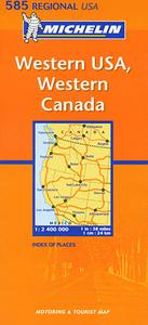 Western USA, Western Canada