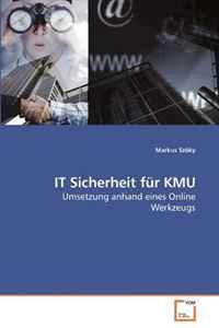 IT Sicherheit fur KMU (German Edition)