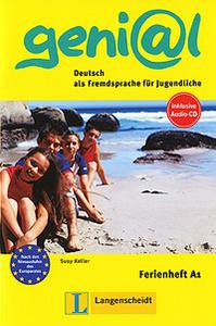 Geni@l: Deutsch als Fremdsprache fur Jugendliche: Ferienheft A1 (+ CD)