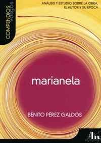 Marianela (Compendios Vosgos series) (Spanish Edition)
