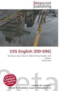 USS English (DD-696): Destroyer, Rear Admiral, Robert Henry English, USS Helena, Navy Cross