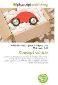 Concept vehicle: Automobile, Prototype, Auto show, Harley Earl, Motorama, Mass production, Buick Y-Job, Le Sabre concept car, Cadillac Cyclone, Corvair ... car), Corvette Mako Shark (concept car)