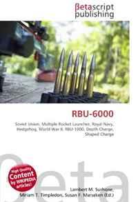 RBU-6000: Soviet Union, Multiple Rocket Launcher, Royal Navy, Hedgehog, World War II, RBU-1000, Depth Charge, Shaped Charge