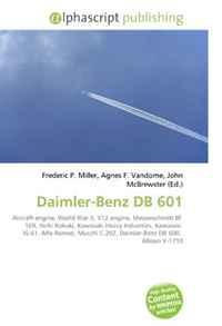 Daimler-Benz DB 601: Aircraft engine, World War II, V12 engine, Messerschmitt Bf 109, Aichi Kokuki, Kawasaki Heavy Industries, Kawasaki Ki-61, Alfa Romeo, ... C.202, Daimler-Benz DB 600, Allison V-1710