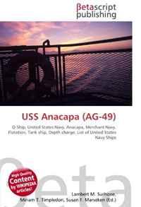 USS Anacapa (AG-49): Q-Ship, United States Navy, Anacapa, Merchant Navy, Flotation, Tank ship, Depth charge, List of United States Navy Ships