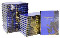 Compton's by Britannica (эксклюзивный подарочный комплект из 26 книг)