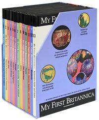 My First Britannica (подарочный комплект из 13 книг)