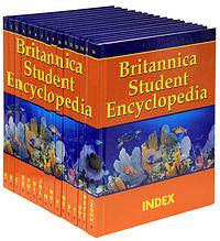 Britannica Student Encyclopedia (подарочный комплект из 16 книг)